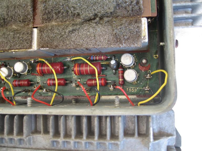 W111 3 5 ECU-fuel pump relay switching experts needed