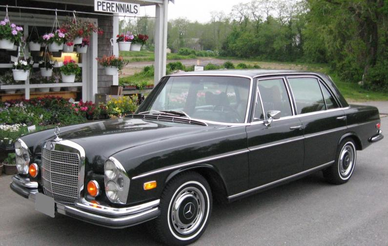 I Just Bought My Quot Almost Quot New 280s Peachparts Mercedes