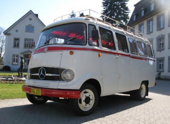 WANTED Mercedes van L319 O319 319D L319D 0319D LOOOKING