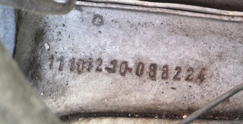 1963 w111 vin confusion peachparts mercedes shopforum for Mercedes benz vin number