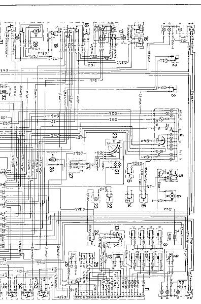 Would Like Help With Ignition Wiring Diagram For 280se 3 5 108 057
