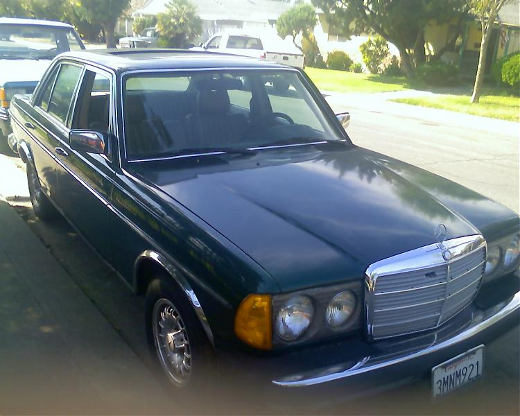 selling 85 diesel mercedes benz 300d peachparts mercedes