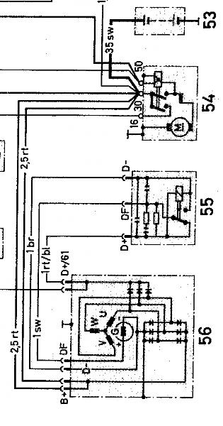 mercedes 450sl wiring diagram html