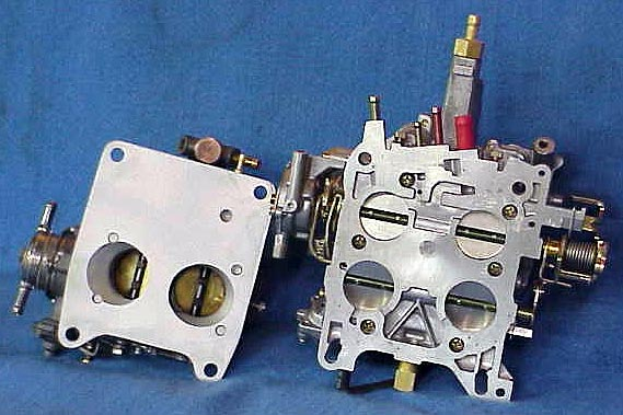 solex 4 barrel carburetor