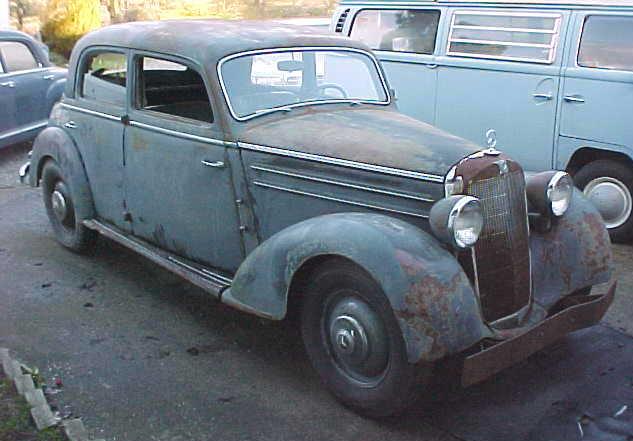 1946 53 170d w138 dimensions peachparts mercedes shopforum for 1946 mercedes benz