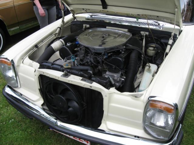 Mercedes 240d Turbo Kit