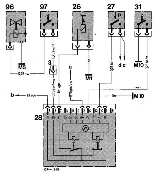 mercedes benz w140 wiring schematics