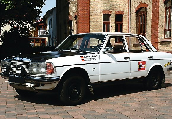 """Bad Benzo"" - 1976 W114 280 Sedan - PeachParts Mercedes-Benz Forum"