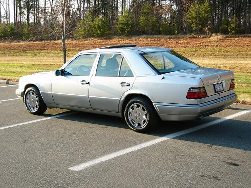 Free mercedes benz 300e manual on